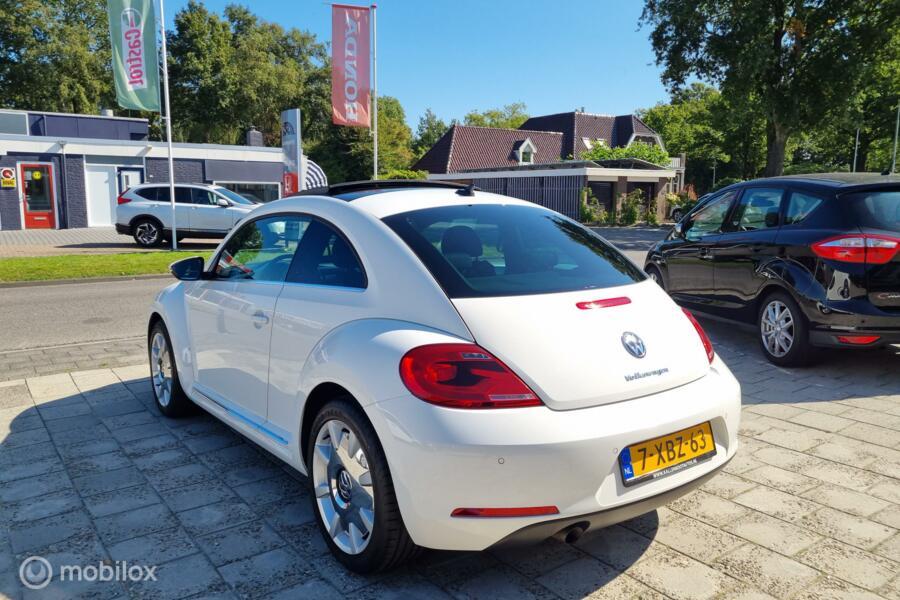 Volkswagen Beetle 1.2 TSI Design, DSG, Pano-/Schuifdak, LED