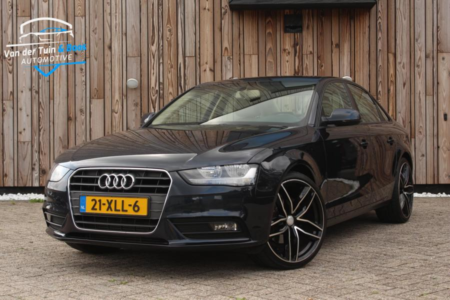 Audi A4 1.8 TFSI Pro Line AUT LEDER NAVI S