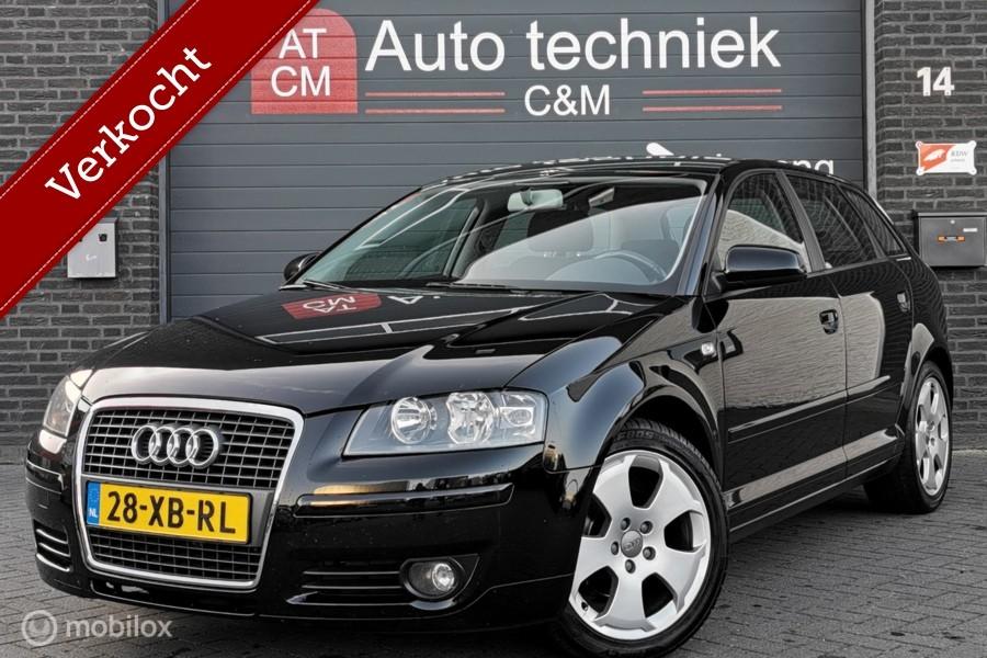 Audi A3 Sportback 1.9 TDI Ambition/cruise/airco/nap/lm/elekt