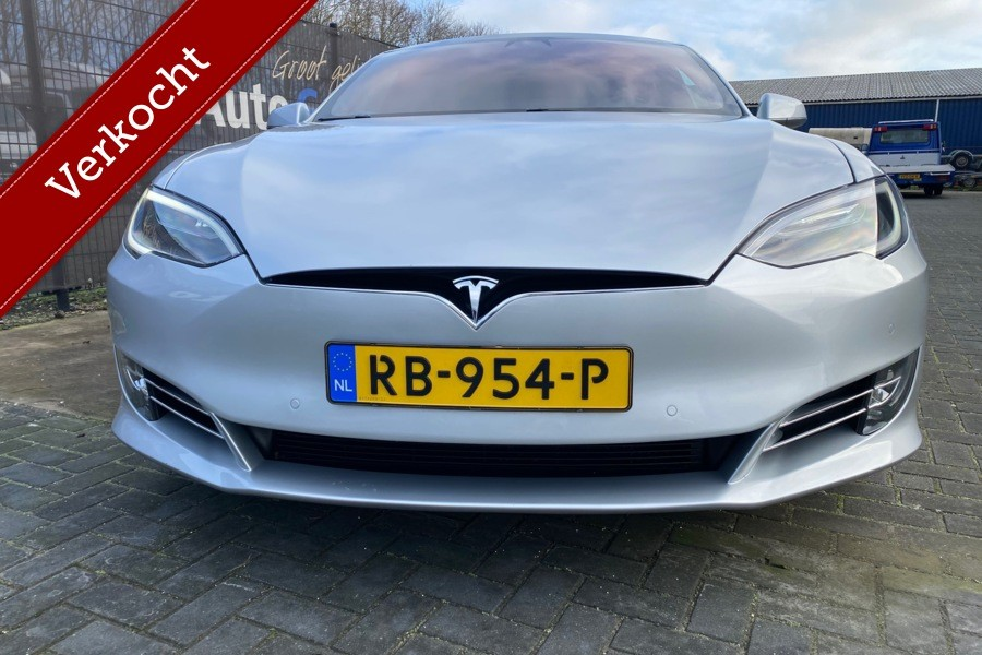 Tesla Model S 75 Business Economy Autopilot 3 Garantie 2025