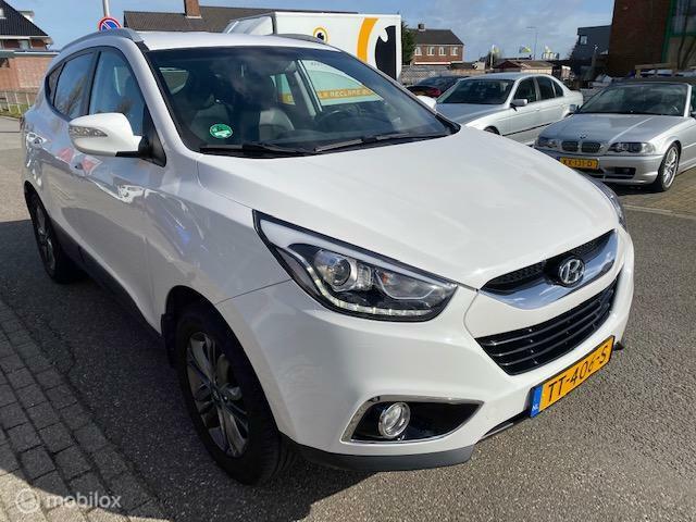Hyundai ix35 1.6i GDI i-Vision / Navigatie / Stoel verwarming