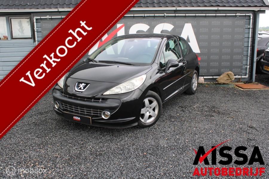 Peugeot 207 1.4-16V XS Pack APK 16-6-2021