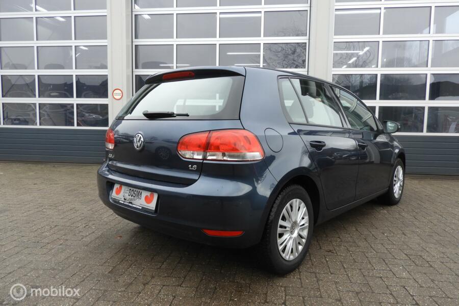 Volkswagen Golf 1.6 Comfortline , stoelverwarming