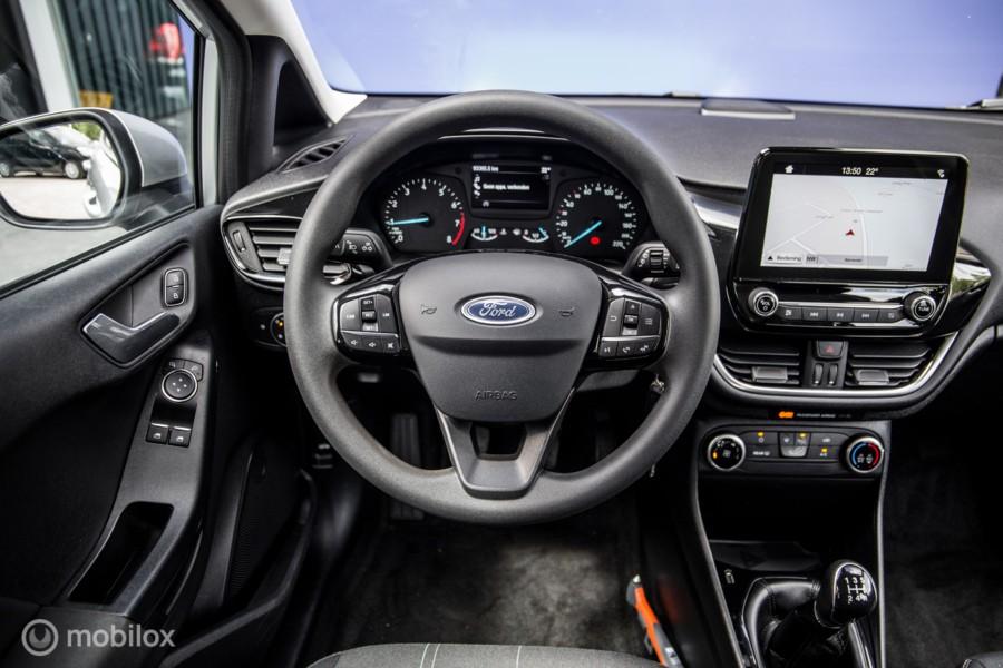 Ford Fiesta 1.1 Trend 5Drs Navi Cruise Airco Nap Boekjes