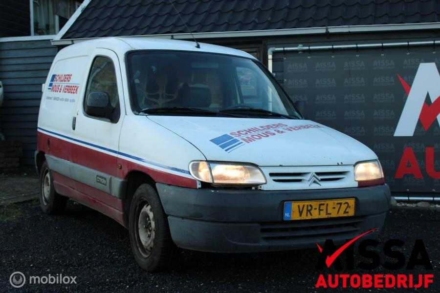 Citroen Berlingo bestel 1.9 D 800 APK tot 04-02-2021