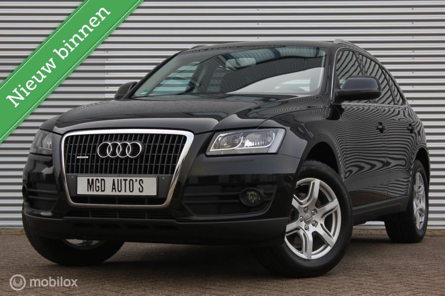Audi Q5 2.0 TFSI quattro 210PK /AUTOMAAT/CLIMATE/BLUETOOTH/STOELVERW./PDC V+A!