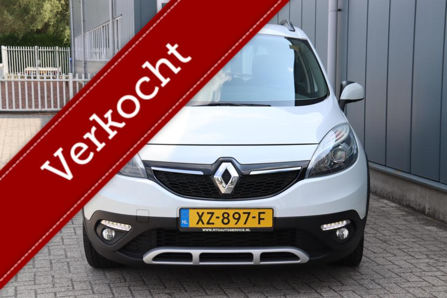 Renault Scenic 1.2 TCe Expression NETTE AUTO  XMOD !!