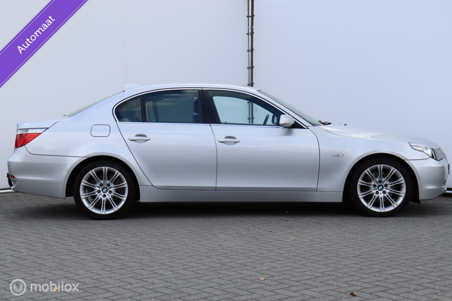 BMW 5-serie 530i High Executive AUTOMAAT ZEER NETTE AUTO !!