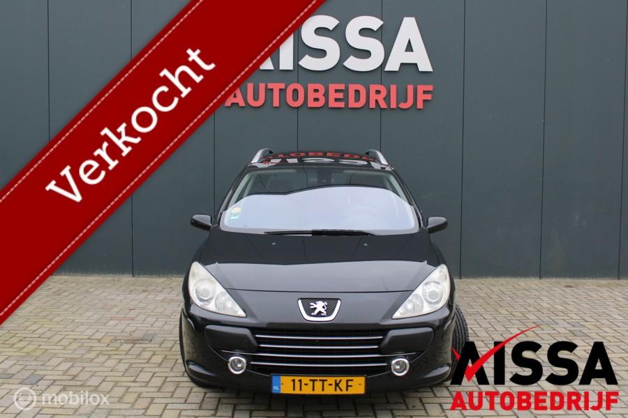 Peugeot 307 SW 2.0-16V Premium Pano/Clima* APK 30-12-2021