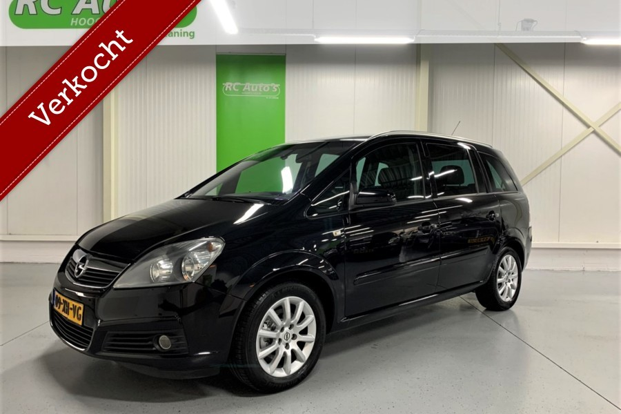 Opel Zafira 1.8 Temptation 7-ZITPL-CRUISE-TREKHAAK