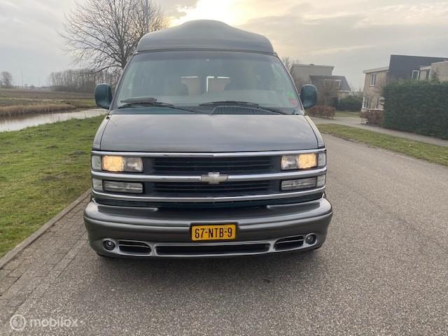 Chevrolet USA Chevy camper !! 6.5 G31