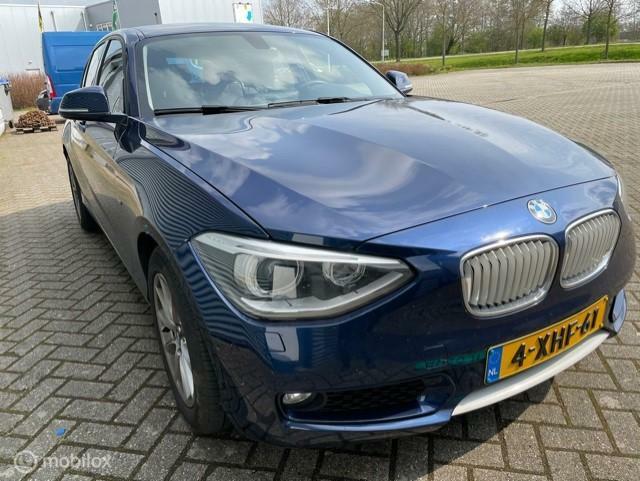 BMW 1-serie 116d EDE Corporate Lease Edition Leer Navi Enz