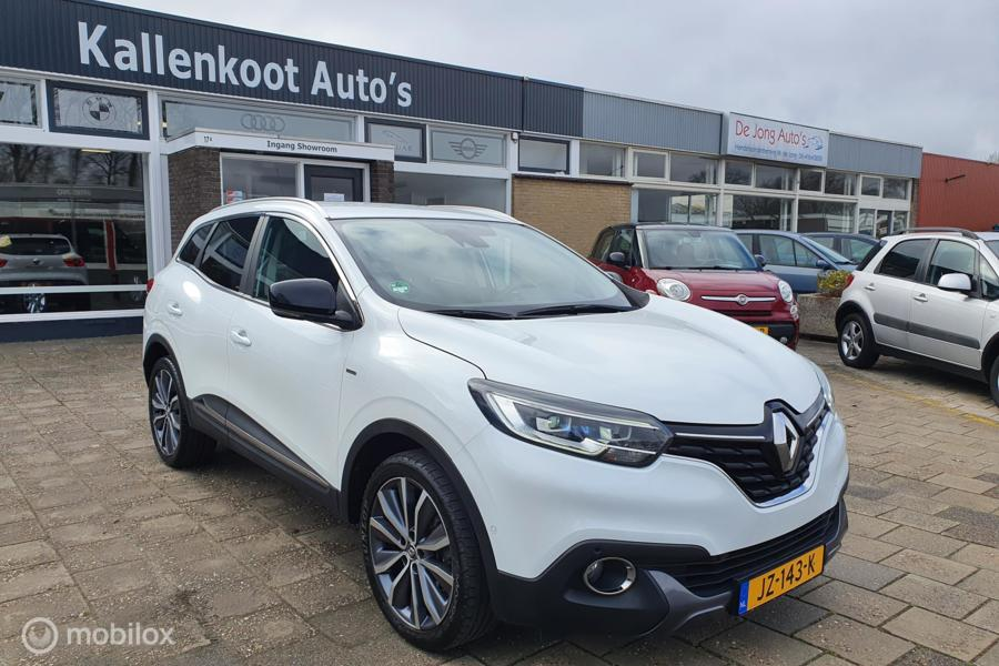 Renault Kadjar 1.2 TCe Bose, Full LED, Camera, Park assist