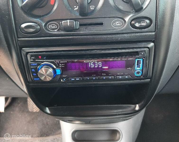 Daewoo Matiz 0.8 Pure  nap