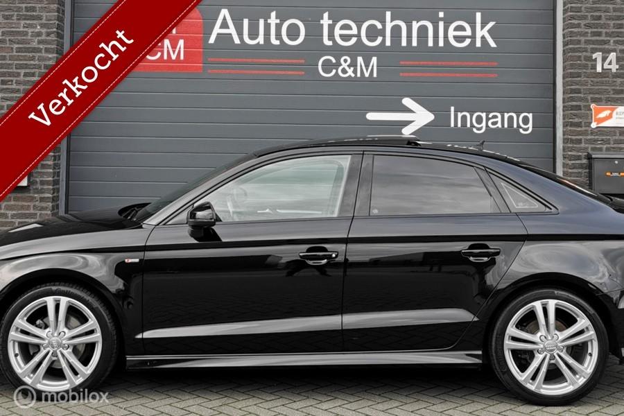 Audi A3 limousine 1.4 TFSI 2xS-Line/Navi/Led/Pano/Cruise/Vol