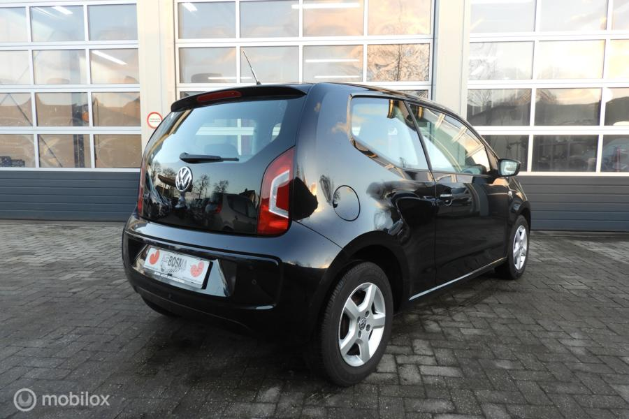 Volkswagen Up! 1.0 move up! 75 PK cruise control, stoel verwarming