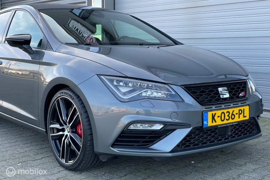 Seat Leon 2.0 TSI CUPRA 300 DSG ACC/DCC/Lane Assist/Camera/Navi