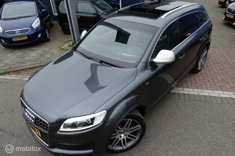 Audi Q7 3.0 TDI quattro ABT