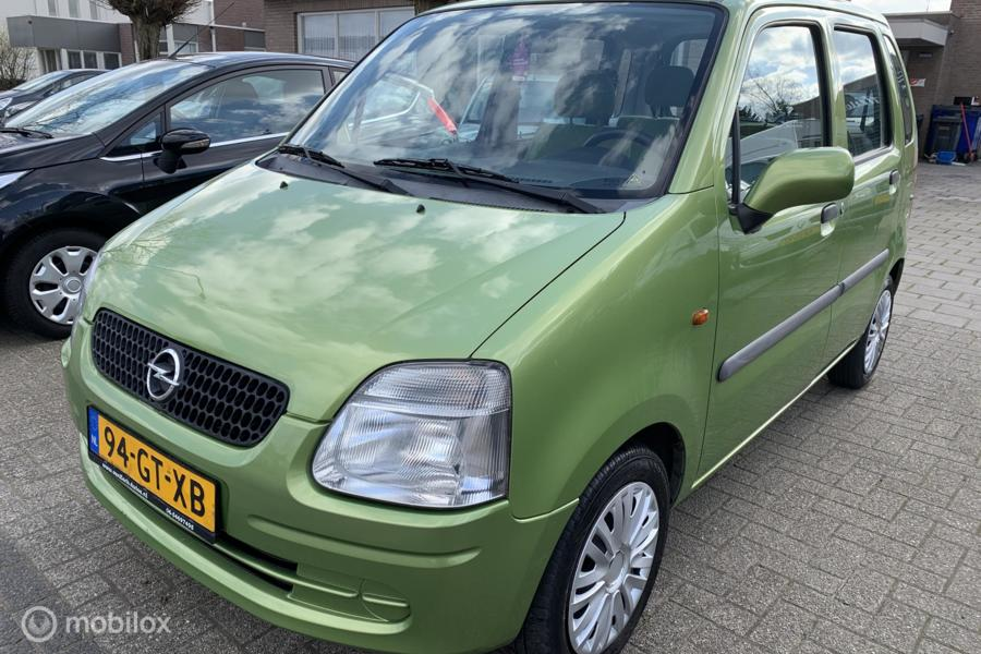 Opel Agila  1.0-12V 157.dkm 5-DRS APK 11-06-2021