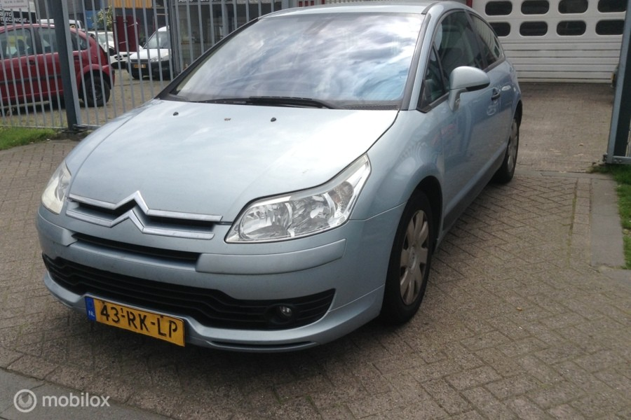 Citroen C4 Coupé 1.6 HDI Ligne Business