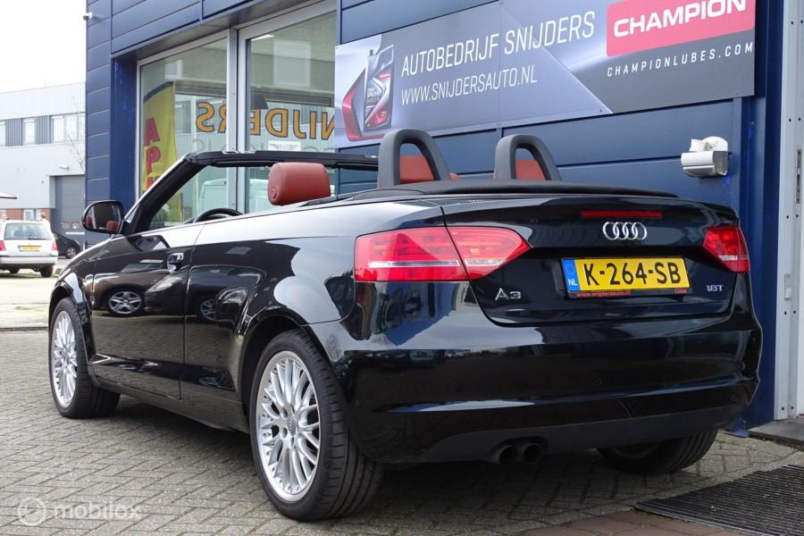 Audi A3 Cabriolet 1.8 TFSI zomer en winterwielen
