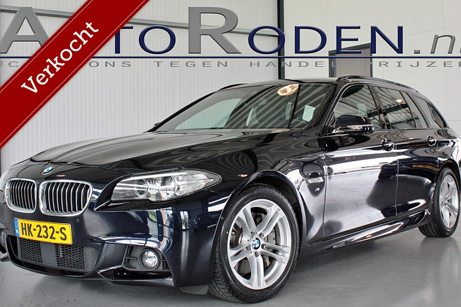 BMW 5-serie Touring 528i High Executive M-Sport Edition