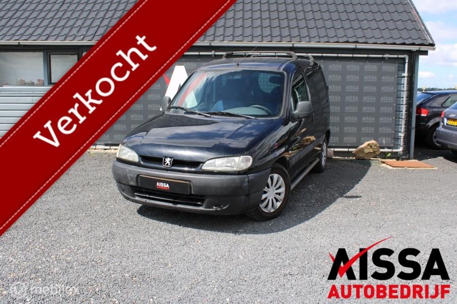 Peugeot Partner bestel 170C 2.0 HDI Avantage APK 05-01-2021