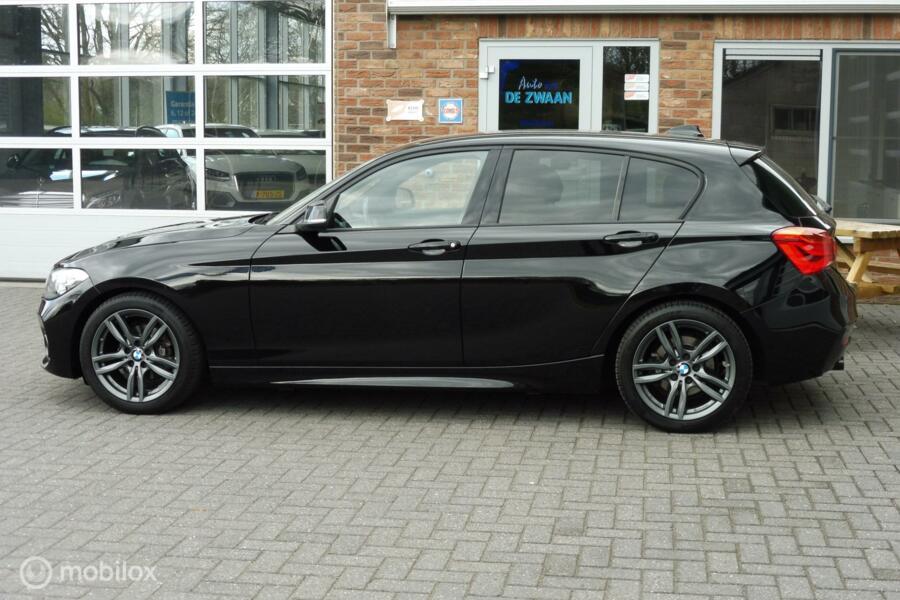 BMW 1-serie 118i EDE M-SPORT, AUTOMAAT