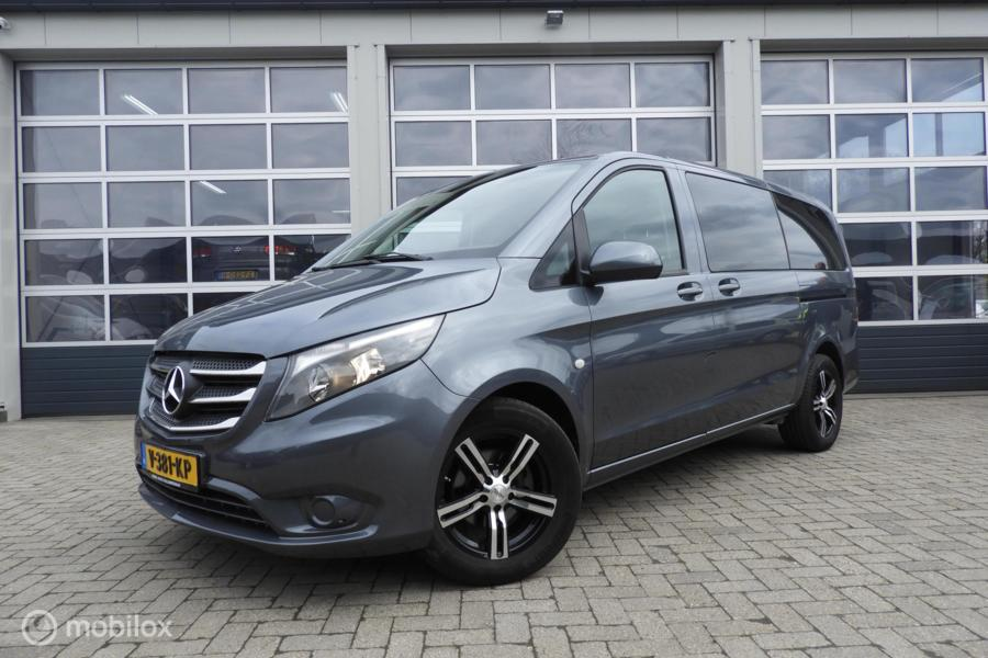 Mercedes Vito Bestel 114 CDI Lang DC  6 Persoons