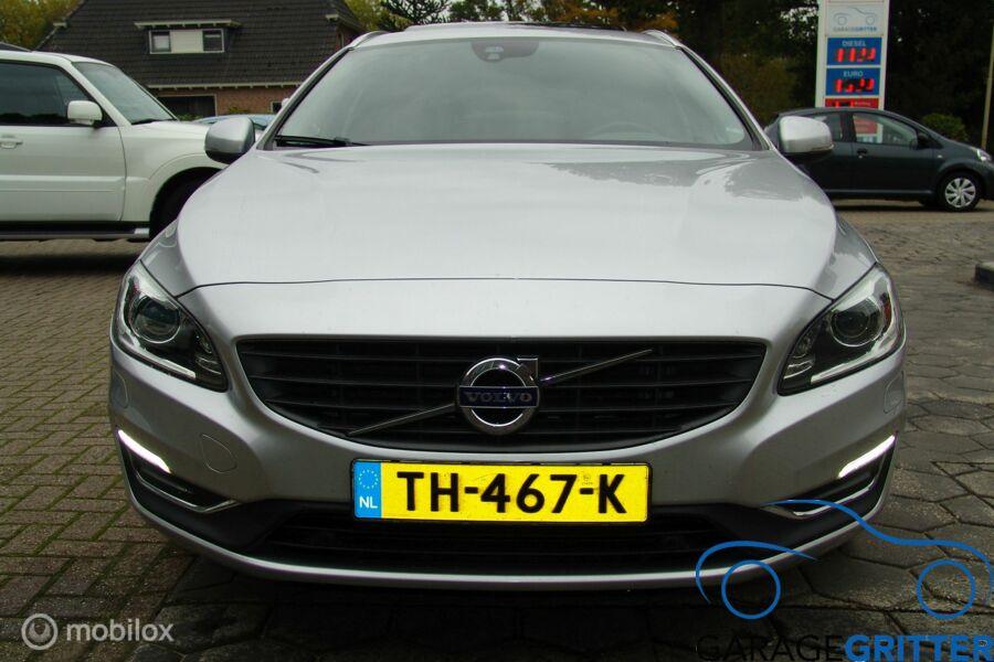 Volvo V60 2.0 D3 Ocean Race NAVI/ECC/LEER/OPEN DAK VOL!!!!