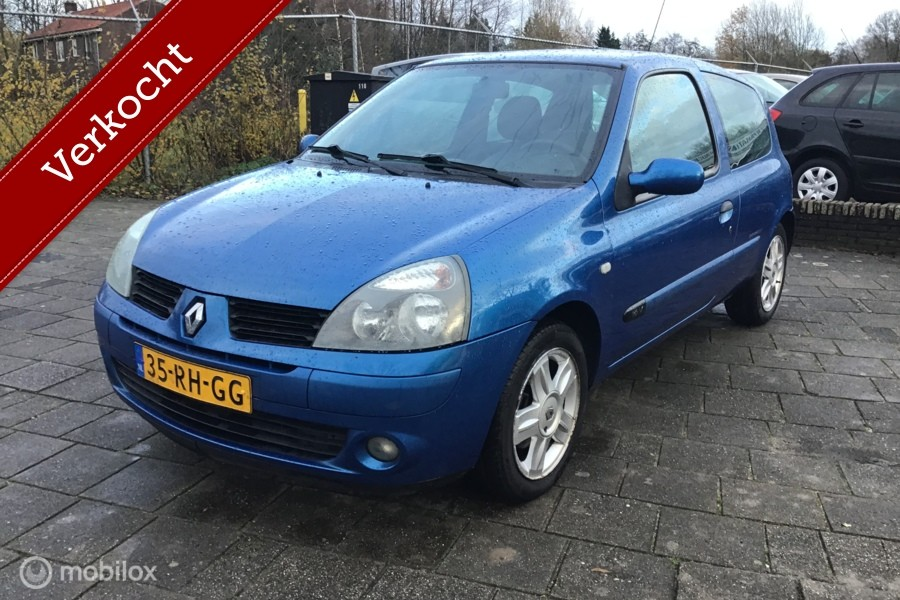 Renault Clio 1.2-16V Authentique Comfort?>