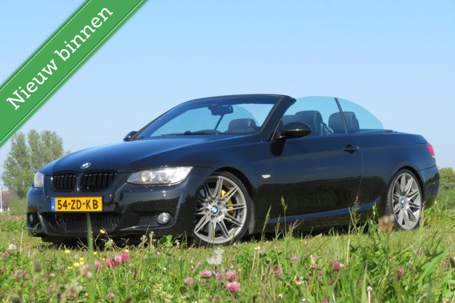 BMW 3-serie Cabrio 335i High Executive | M-Pakket | LUXE