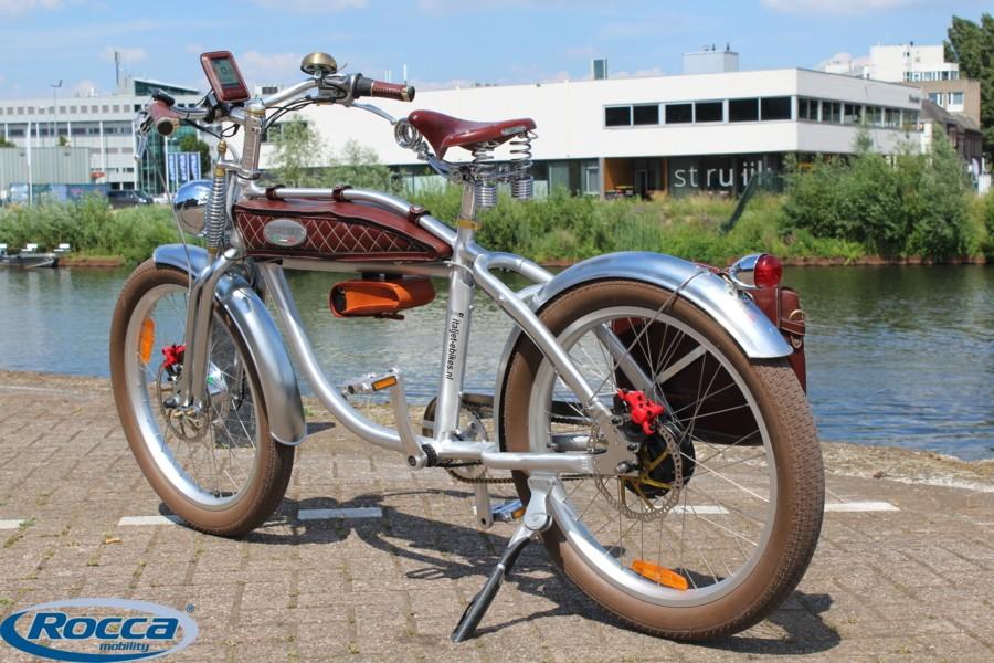 Italjet Ascot Classic 24 inch E-bike 25 km/h