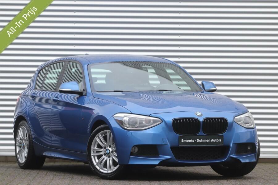 BMW 1-serie 116i M Sport Ed. 1e Eig! | Navi | M pakket |  ALL IN Prijs!