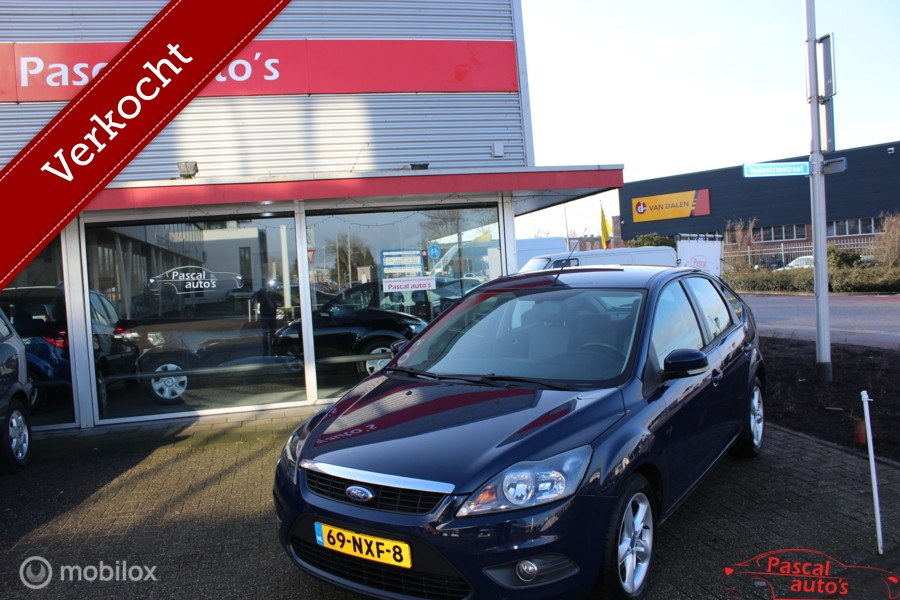 Ford Focus 1.6 dealer oh nw distributie nap