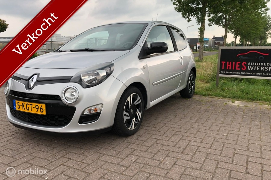 Renault Twingo 1.2 16V Collection Airco Bluetooth Achterstoelen