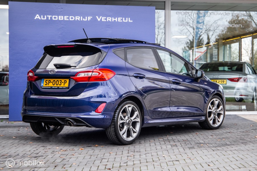 Ford Fiesta 1.0 EcoBoost ST-Line Dealerauto Panodak Vol Opties !