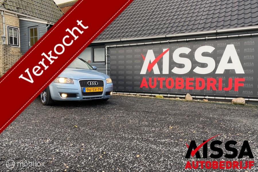 Audi A3  1.6 FSI Ambition Clima/Cruise/schuifdak