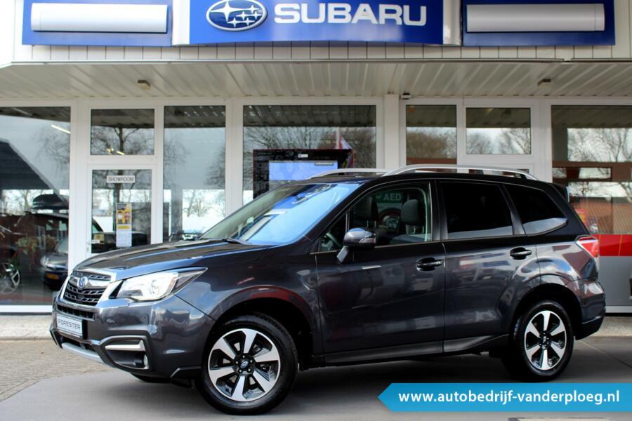 Subaru Forester 2.0 CVT Luxury Plus * Navigatie * BI-LED * Panoramadak