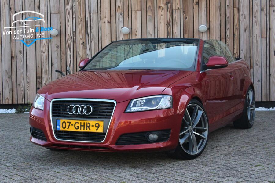 Audi A3 Cabriolet 1.8 TFSI S LED