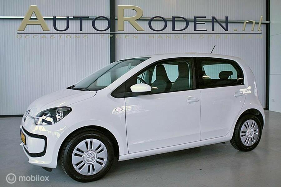 Volkswagen Up! - 1.0 move up BlueMotion 5drs/ AirCo/ Navigatie