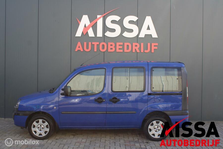 Fiat Doblo 1.6-16V Family 7PERS APK 16-07-2021 INRUILKOOPJE!