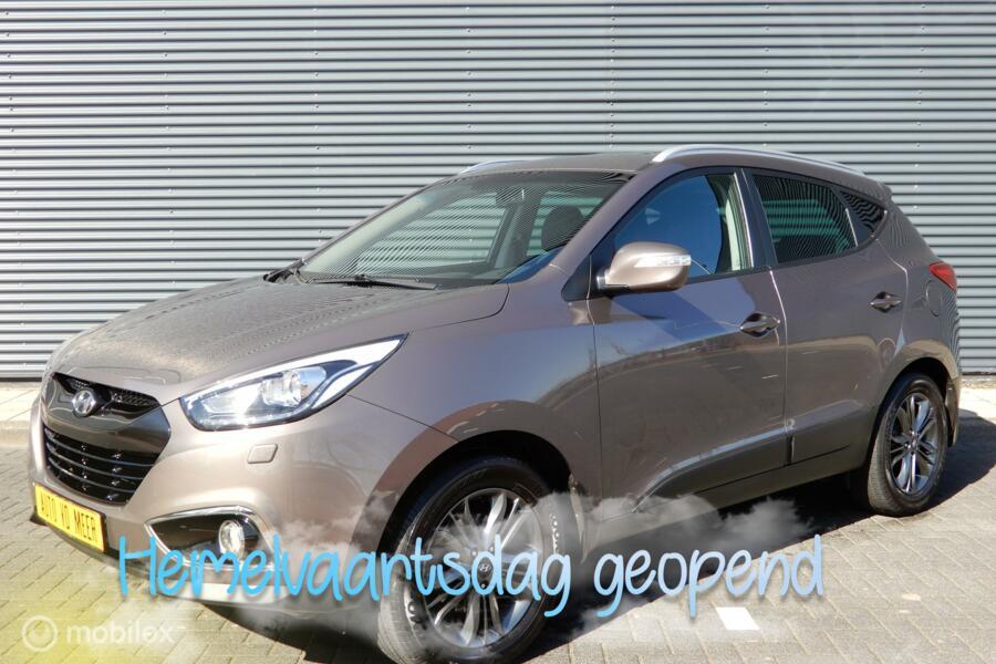 Hyundai ix35 2.0 166pk  i-Vision / Automaat / Navigatie