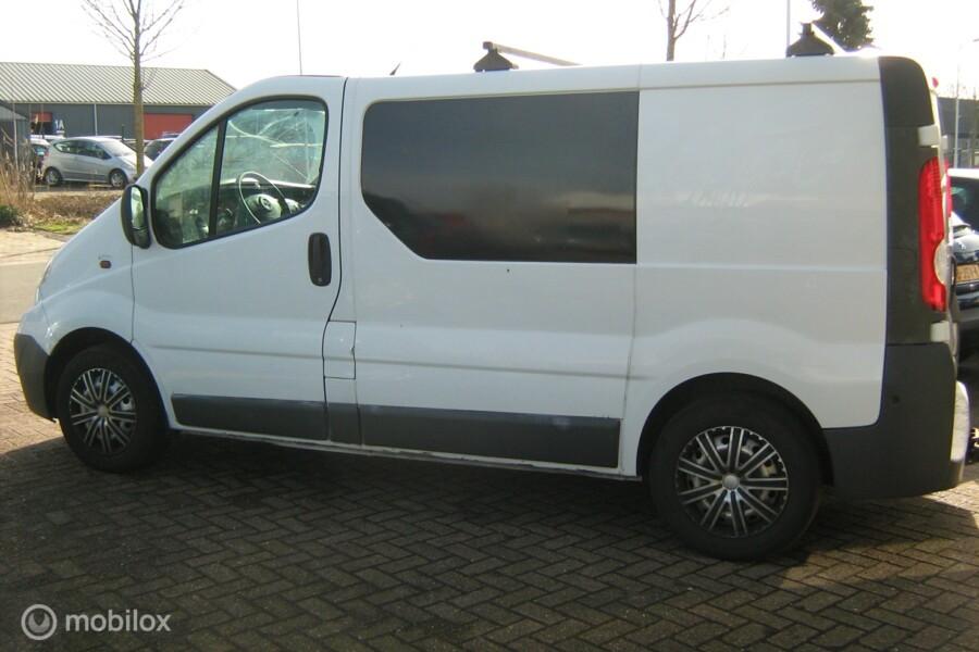 Opel Vivaro bestel 2.0 CDTI L1H1 DC