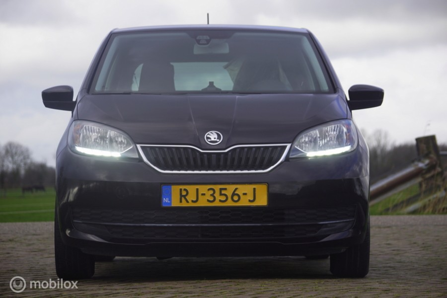 Skoda Citigo 1.0 Greentech Ambition, Airco, Cr.Control, BTW.