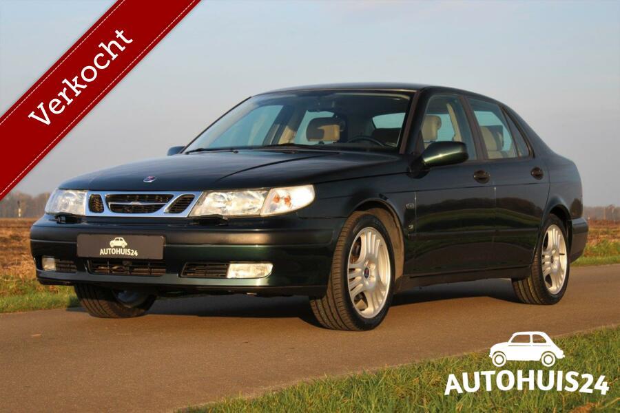 Saab 9-5 2.0t SE Automaat (bj2000) #Verkocht!