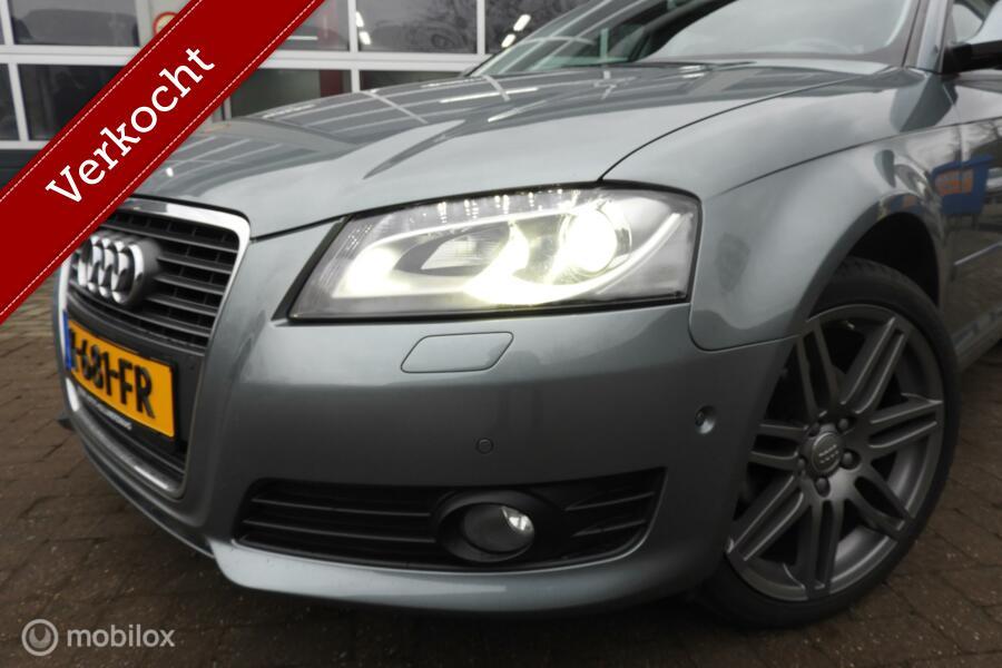 Audi A3 Sportback 1.8 TFSI Pro line,  Xenon , Panoramadak