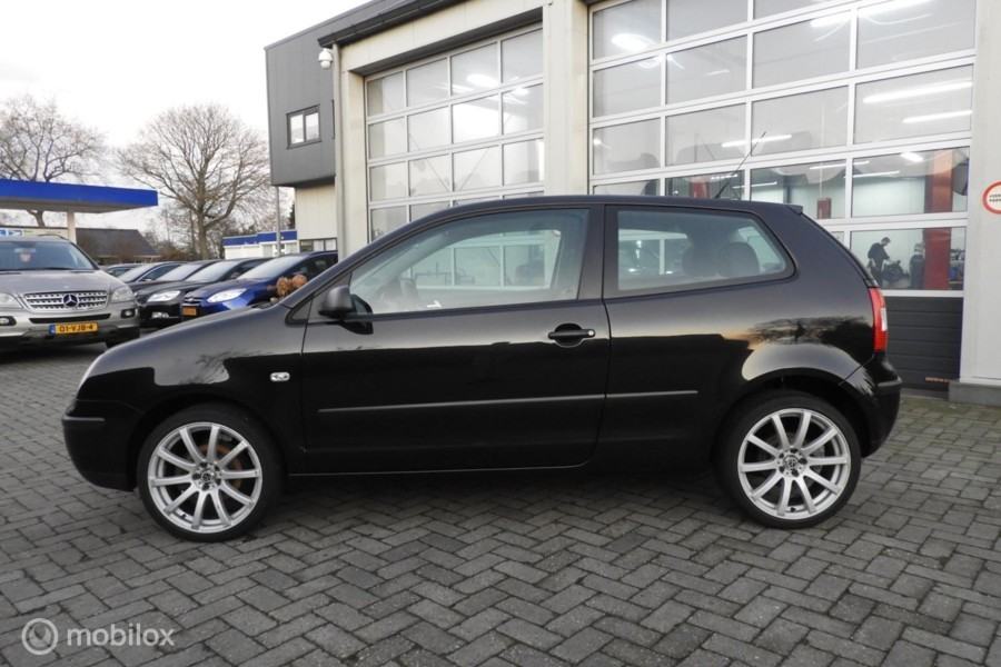 Volkswagen Polo - 1.4-16V airco , nieuwe APK