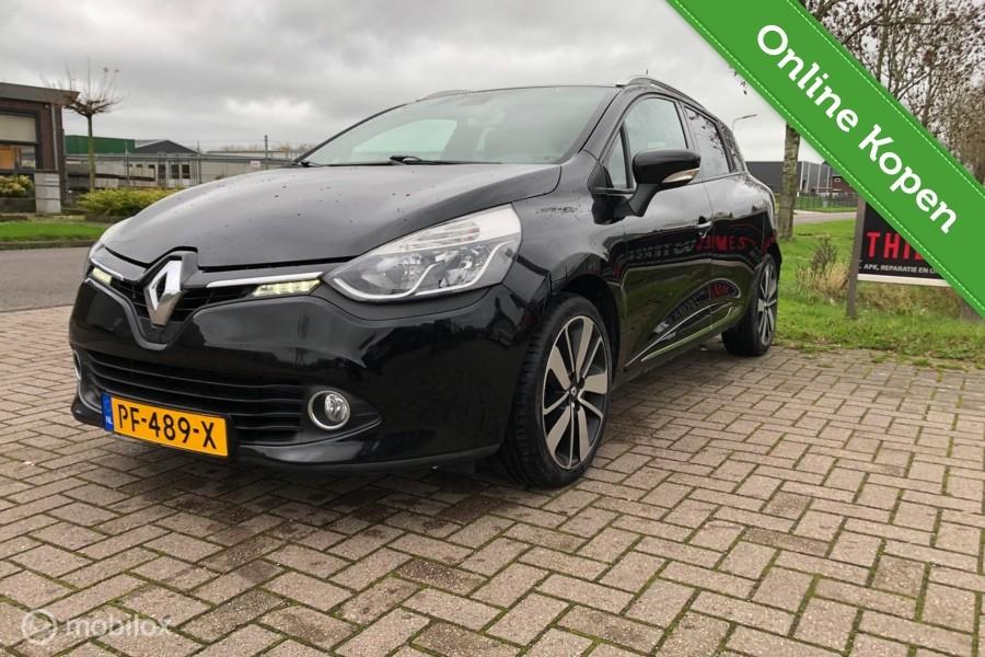 Renault Clio Estate 0.9 TCe Dynamique Navi, Clima, Cruise Led
