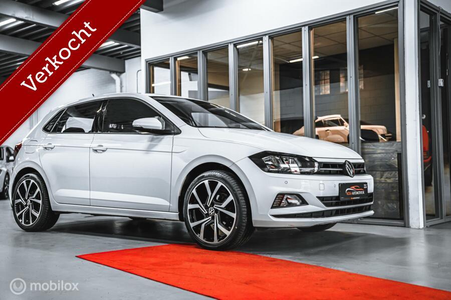 Volkswagen Polo TSI HIGHLINE ACC CRUISE  STOELVERW. PDC  BLEUTOOTH 18VOLLEDIG ONDERHOUDEN